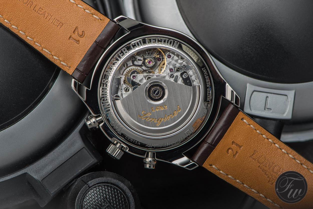 Часы longines master collection l2 673 4 78 3 оригинал