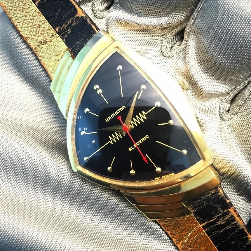 Hamilton Ventura 80 Watch