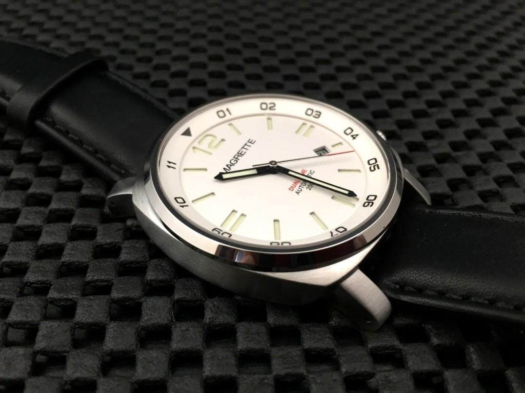 Magrette Dual Time Horloge Beoordeling