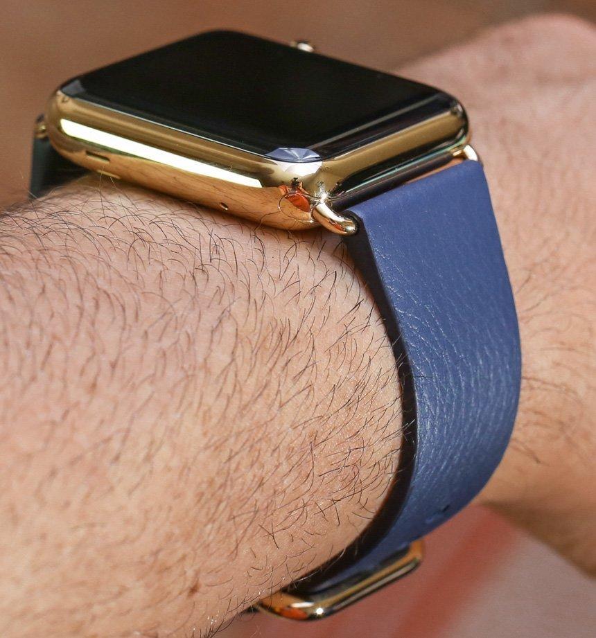 18k Gold Apple Watch Edition