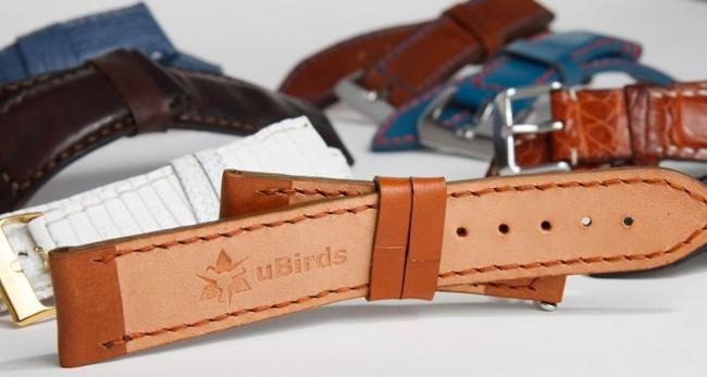 Classic Watches Go High Tech Smartstrap Ubirds 3