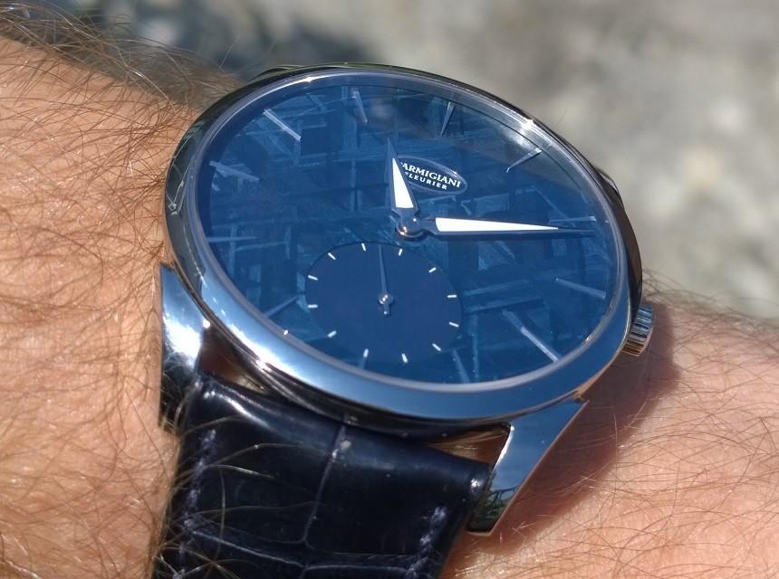 Parmigiani Fleurier Tonda 1950 Titanium Abyss Meteorite Watch