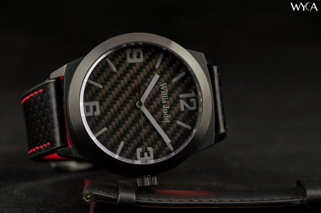 Willis Judd Carbon Fiber Watch