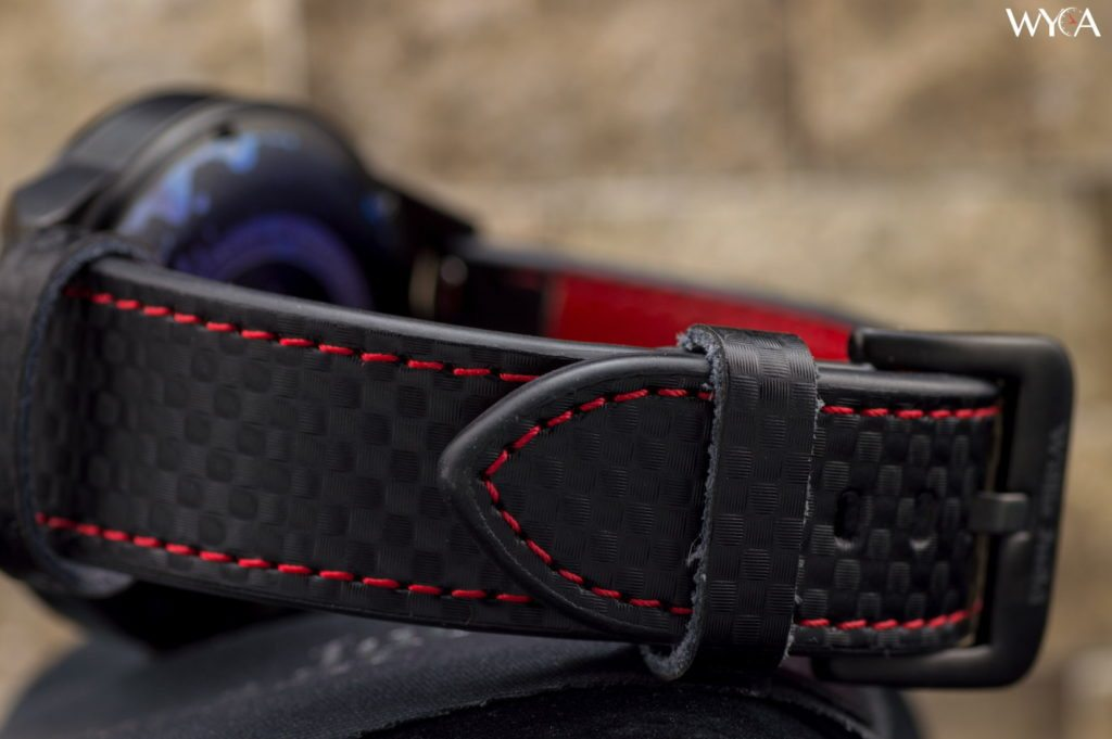 Willis Judd Carbon Fiber Watch Strap