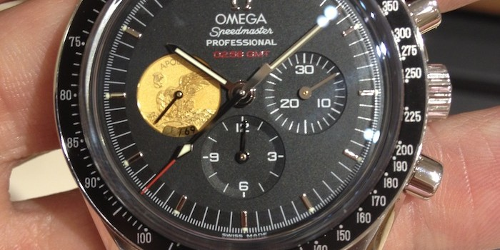 moon landing watch review omega - photo #25