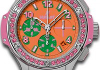 Fashion Hublot Big Bang POP ART STEEL ROSE Replica watch