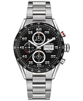 Two Different Type Of TAG Heuer Men's Swiss watches