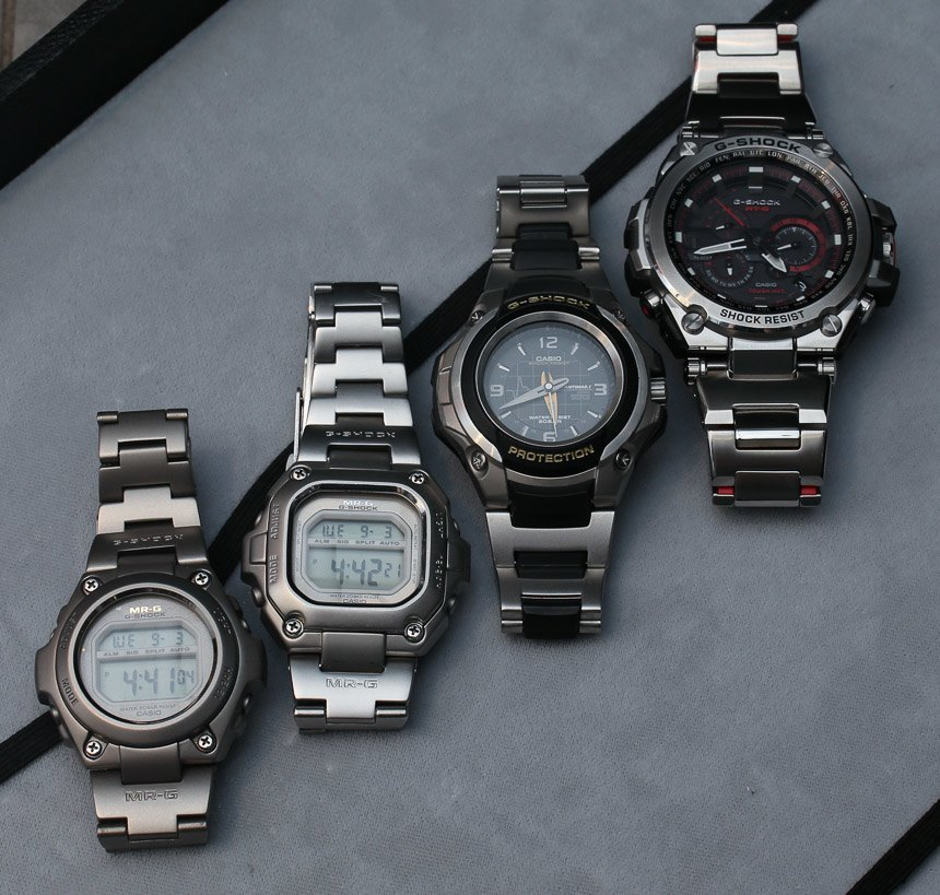 Features  Of A Casio Smartwatch
