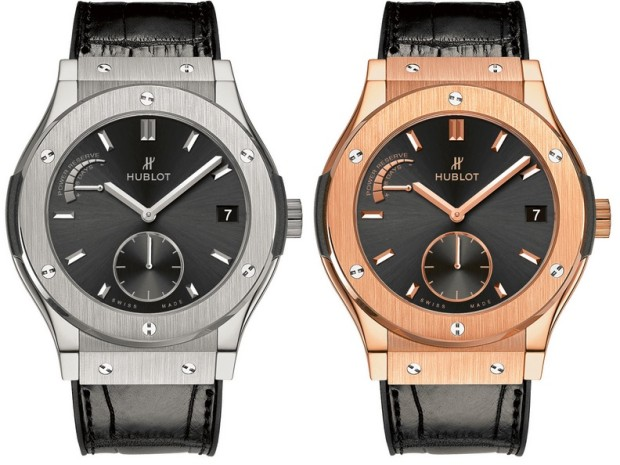 Hublot Classic Fusion Power Watch