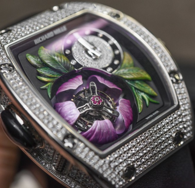 Tourbillon Fleur Watch Hands-On: Richard Harold Miller