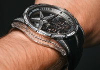 Watch Review:Roger Dubuis Excalibur Double Tourbillon Watch Hands-On