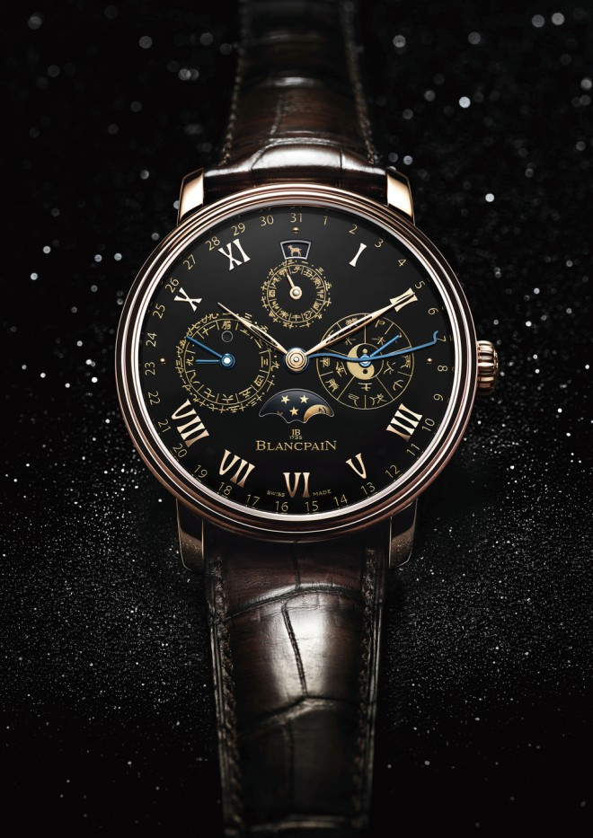 Only Watch: Blancpain Traditional Chinese Calendar