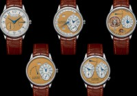 FP Journe Set 5 Very Special Watches In Stainless Steel Watch