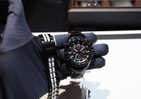 Seiko Astron Giugiaro Design Hands-On Watch