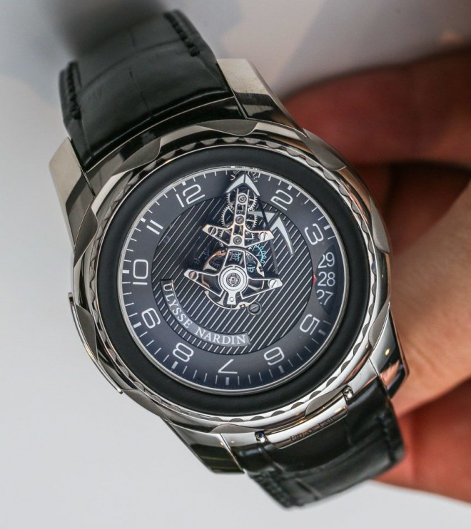 Watch Review:Ulysse Nardin FreakLab Watches Hands-On