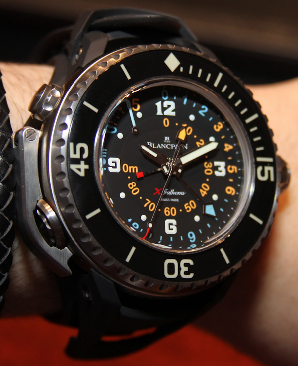 Blancpain Ultra-Complicated Dive Watches