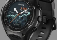 Casio Get Their New WSD-F10 Smartwatch
