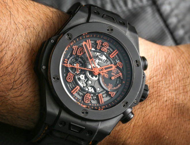Reviewing Hublot Big Bang UNICO