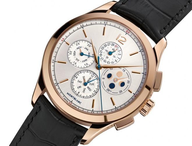 Montblanc Heritage Chronométrie Chronograph Quantième Annuel Watch