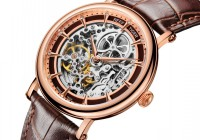 Reviewing Reef Tiger Love Promise Leather Rose Gold Watch