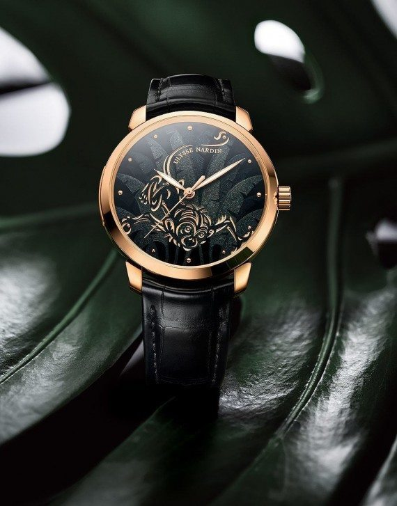 "Ulysse Nardin Classico ""Year of the Monkey"""