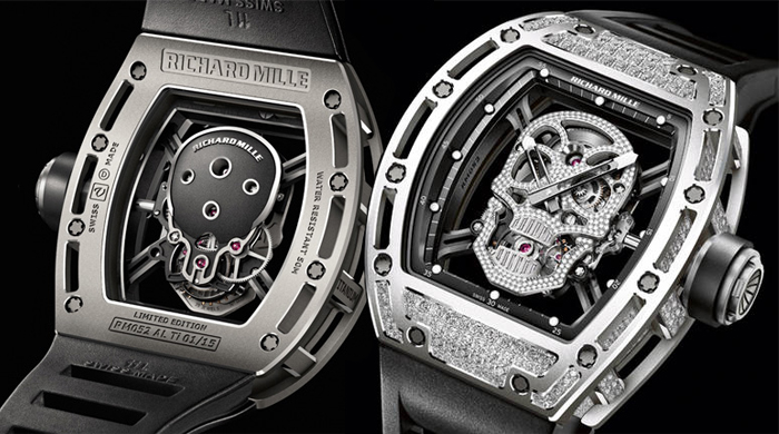 Reviewing Richard Mille's RM 052 Skull