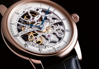Glashütte Original Standout Skeleton Watch