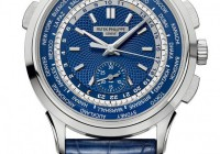 Patek Philippe Ref. 5930G: An All-New World Time Chronograph