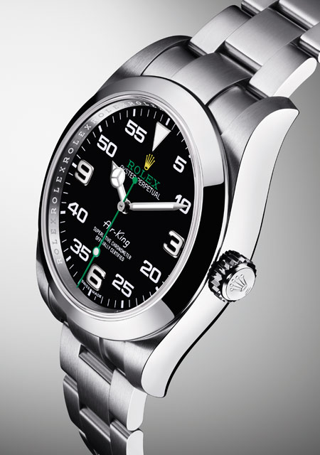 New Rolex Air-King Released In Baselworld 2016