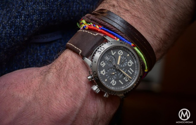 Breguet Type XXI 3817 With Vintage-inspired Look And Visible Movement