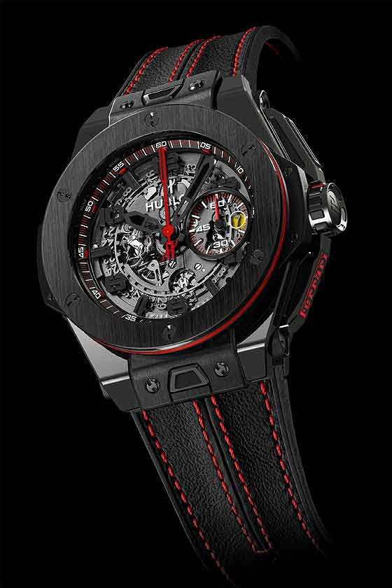 Hublot Big Bang Ferrari Watches