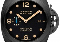 New Panerai Luminor Marina 1950 Carbotech 3 Days Automatic Watch