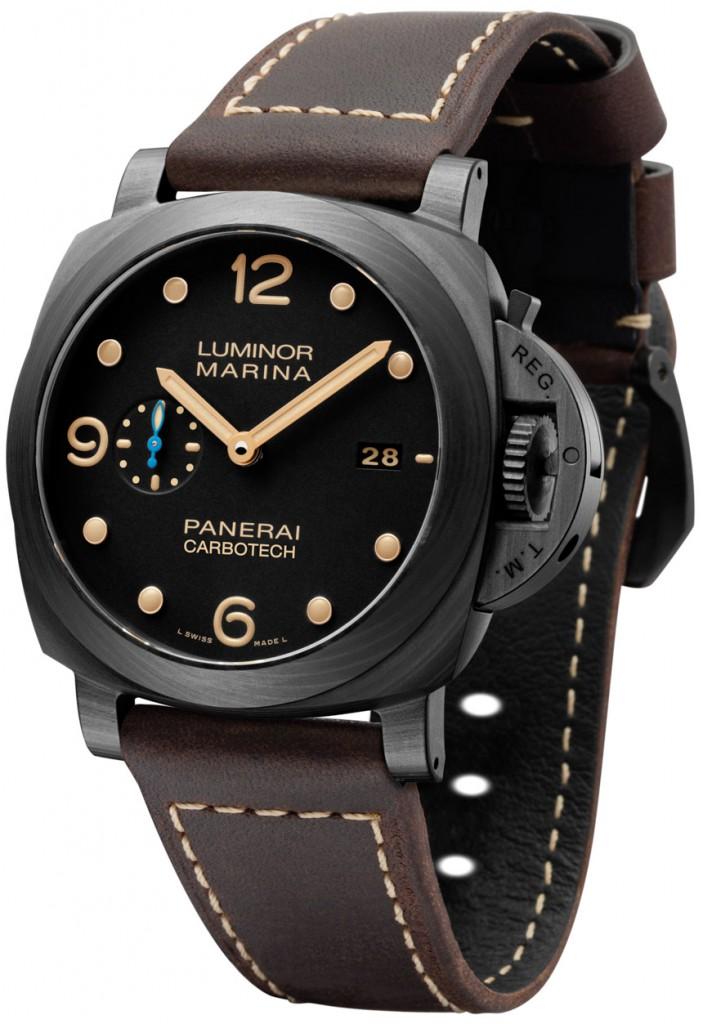 New Panerai Luminor Marina 1950 Carbotech 3 Days Automatic Watch