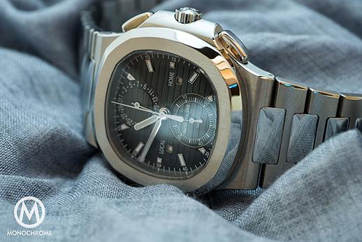 Reviewing Patek Philippe Nautilus Travel Time Chronograph