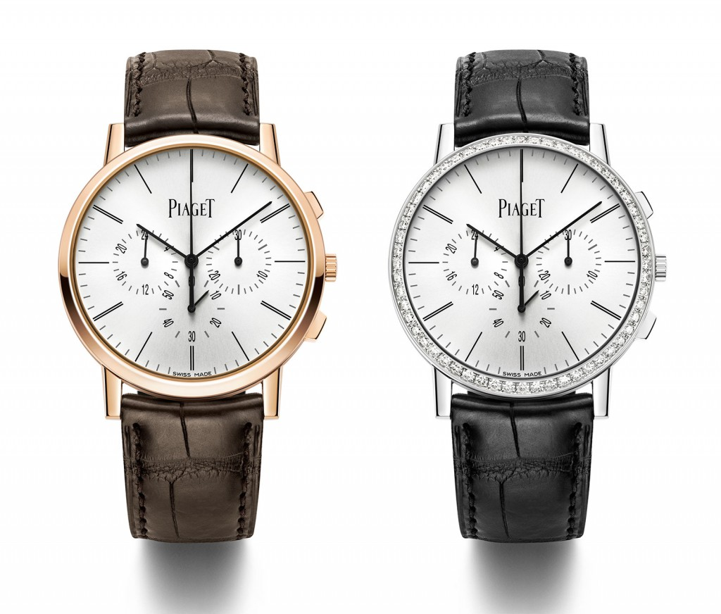 2 Black-and-White Watches Perfect For 2016 Fashion Trends For Men and Women