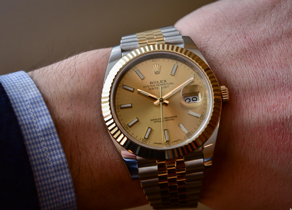 The New Rolex Datejust 41 Of Baselworld 2016