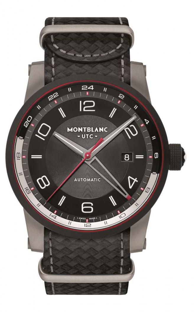 Montblanc TimeWalker Urban Speed UTC e-Strap