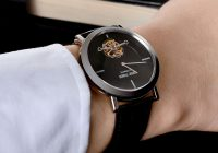 Elegant and Romantic Seattle series: Reef Tiger Seattle Tourbillon Dress Watch