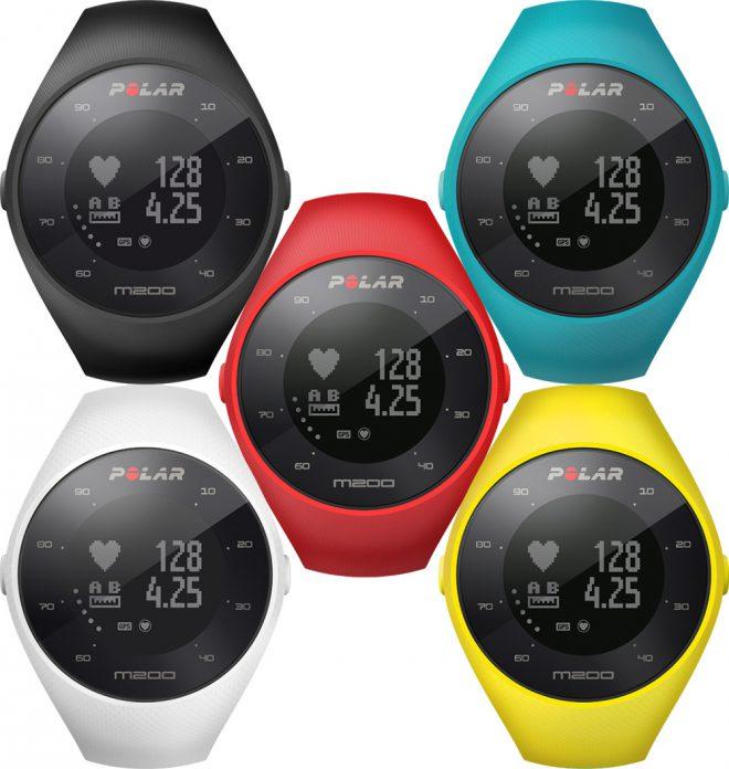 Polar M200 Smartwatch Watch Releases