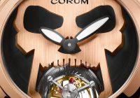 Corum Bubble 47 Flying Tourbillon Watch Watch Releases