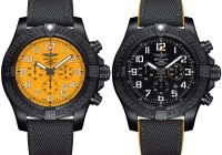 Breitling Avenger Hurricane 12H Watch