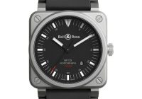 Bell Ross BR03 Horograph front