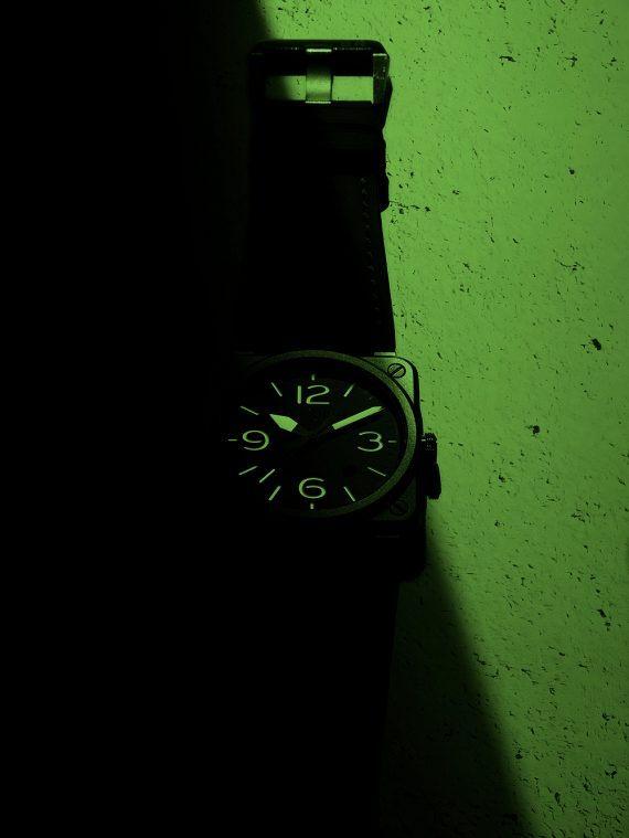 Bell & Ross BR 03-92 Horolum - NIGHT
