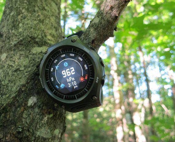 Casio Smart Outdoor Watch - branch