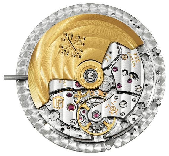 Patek Philippe Caliber 324-S-C-FUS - back