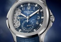Patek Philippe Aquanaut Travel Time Ref. 5650G - solider
