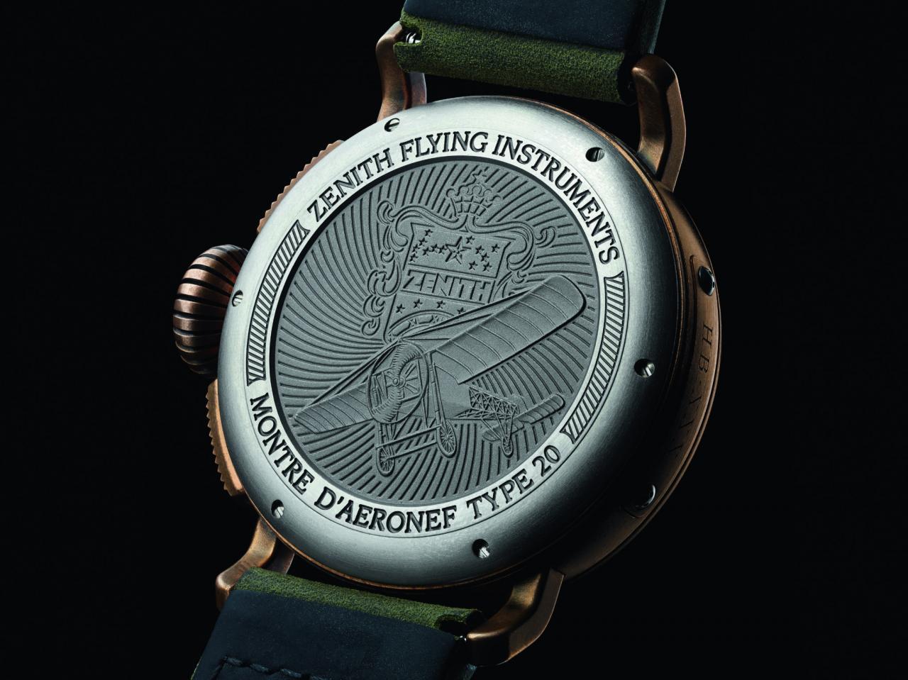 Zenith Pilot Chronograph4