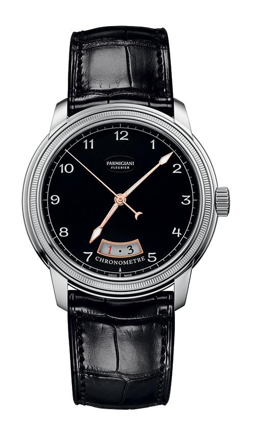 Toric Chronometer