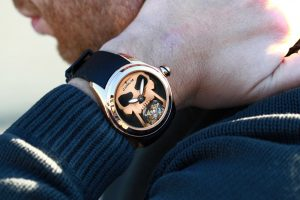 Bubble 47 Flying Tourbillon