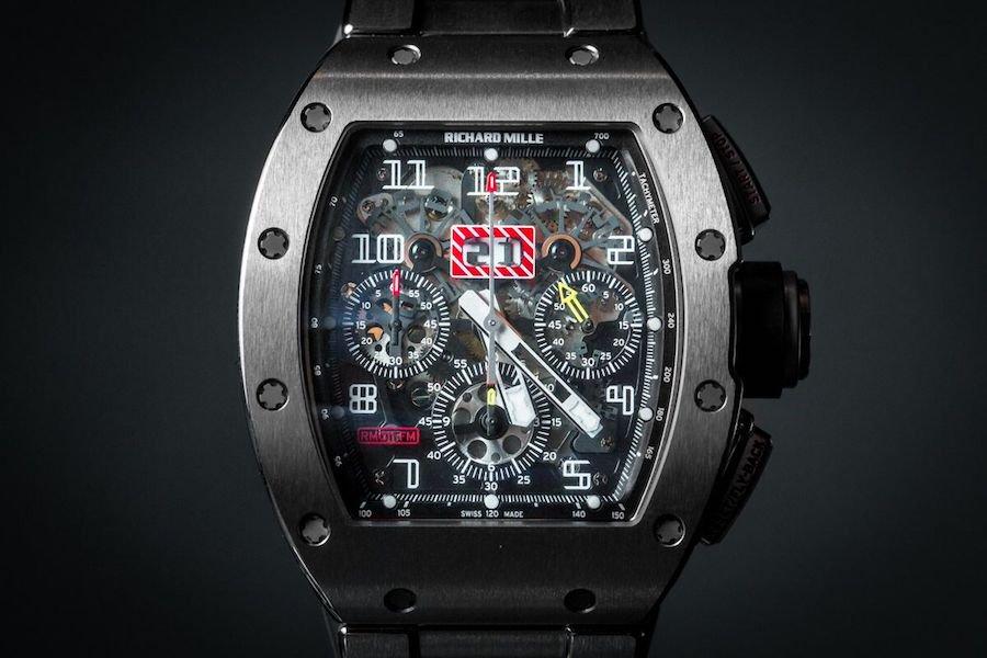 Richard Mille RM 011 Titanium
